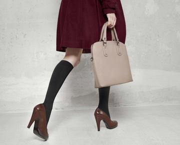 New colors for the knee-high stocking